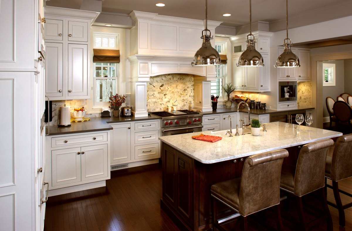 Stunning Inset Cabinetry