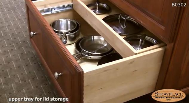 Dream Kitchen: Cupid's Cookware. | Imagine Your Showplace