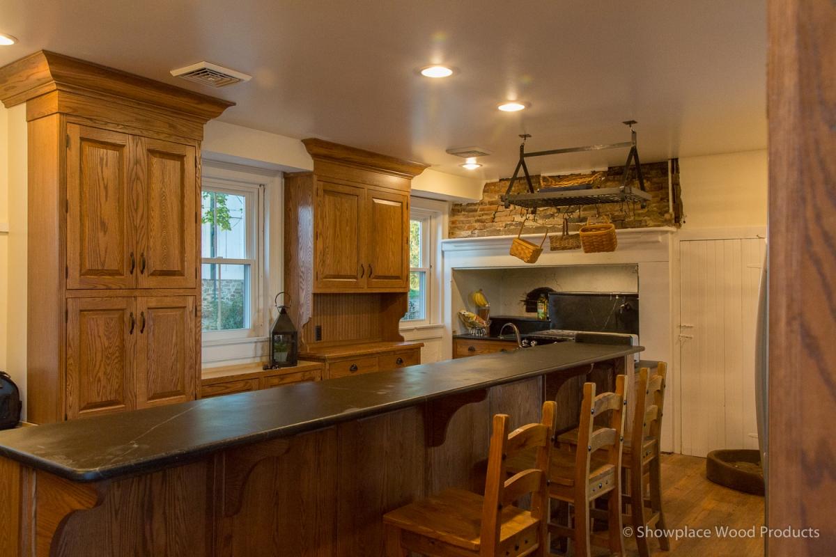 Historic Home Renovation Creates TimelessShowplace