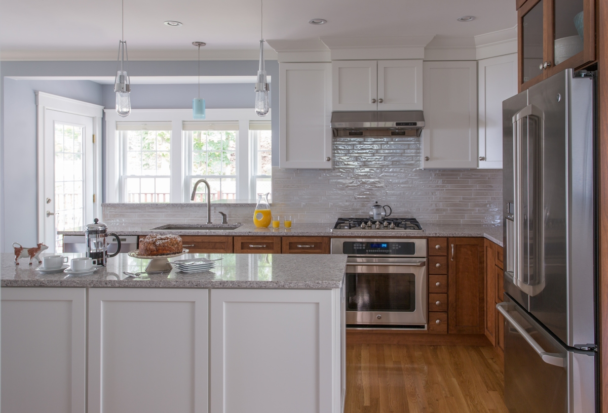 Let There Be Light – A Kitchen Remodel Inspires Brighter Family Life